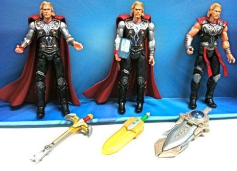 <strong><em>Thor</em></strong> Action Figure Image #3