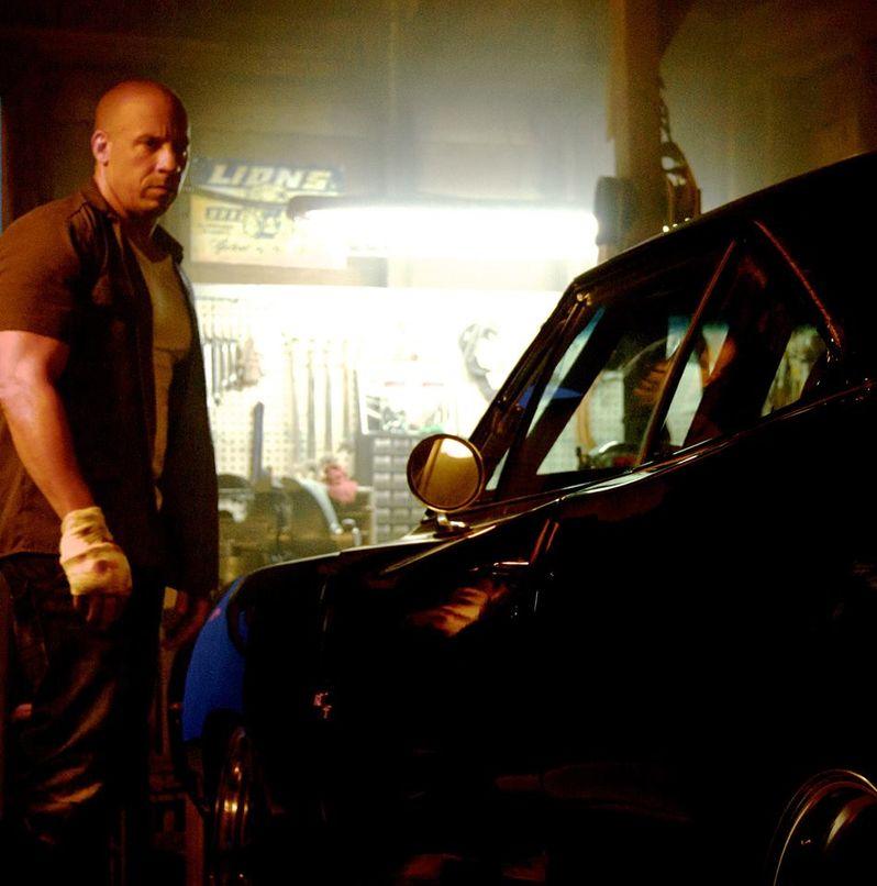 Fast & <strong><em>Furious 7</em></strong> Set Photo 2
