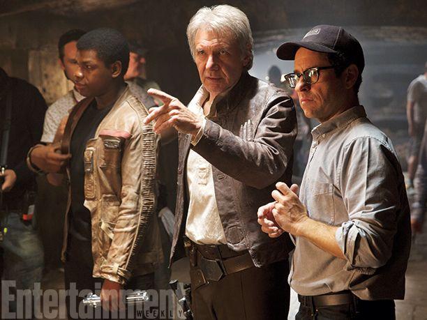 Star Wars 7 EW Han Solo photo 2