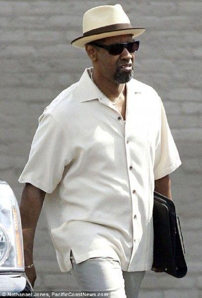 <strong><em>2 Guns</em></strong> Denzel Washington Set Photo #2