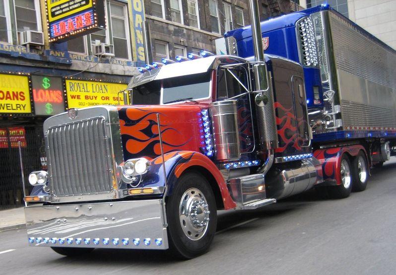 Transformers 3 On-Set Image #3