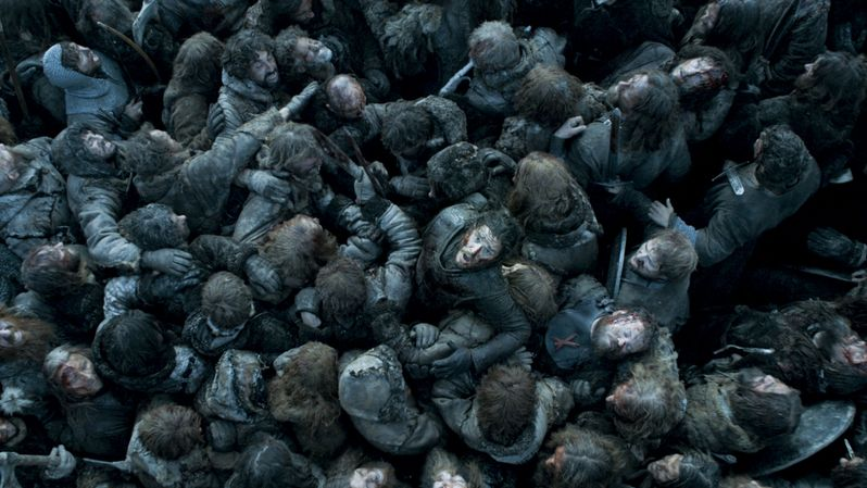 <strong><em>Game of Thrones</em></strong> Battle of the Bastards Photo 3