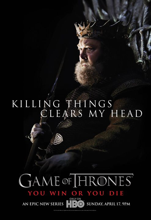 <strong><em>Game of Thrones</em></strong> Poster #2