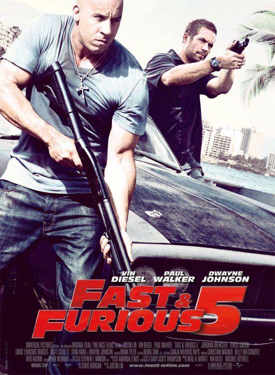 <strong><em>Fast Five</em></strong> International Poster