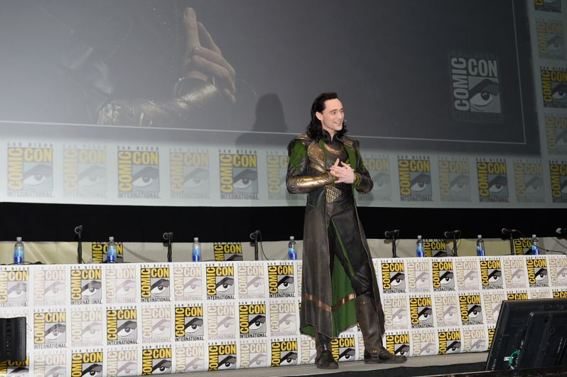<strong><em>Thor: The Dark World</em></strong> Comic-Con 2013 Panel Photo 1