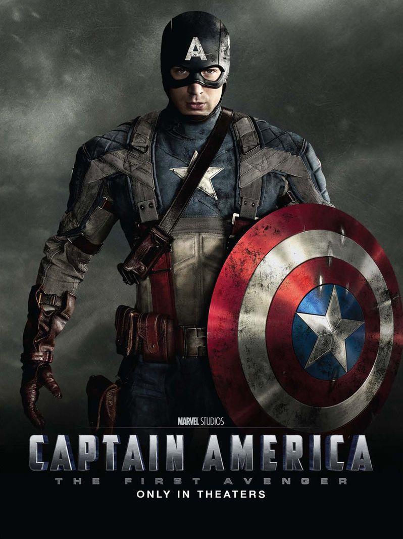 <strong><em>Captain America: The First Avenger</em></strong> Chris Evans Poster