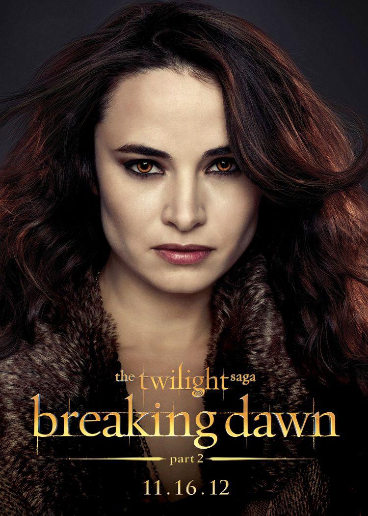 <strong><em>The Twilight Saga: Breaking Dawn - Part 2</em></strong> Carmen Poster