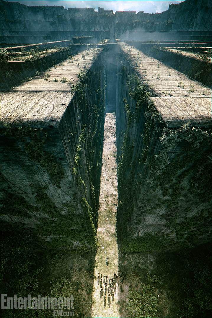 <strong><em>The Maze Runner</em></strong> Concept Art