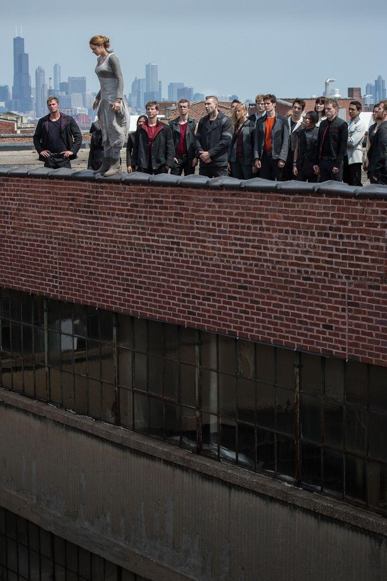 <strong><em>Divergent</em></strong> Shailene Woodley Photo