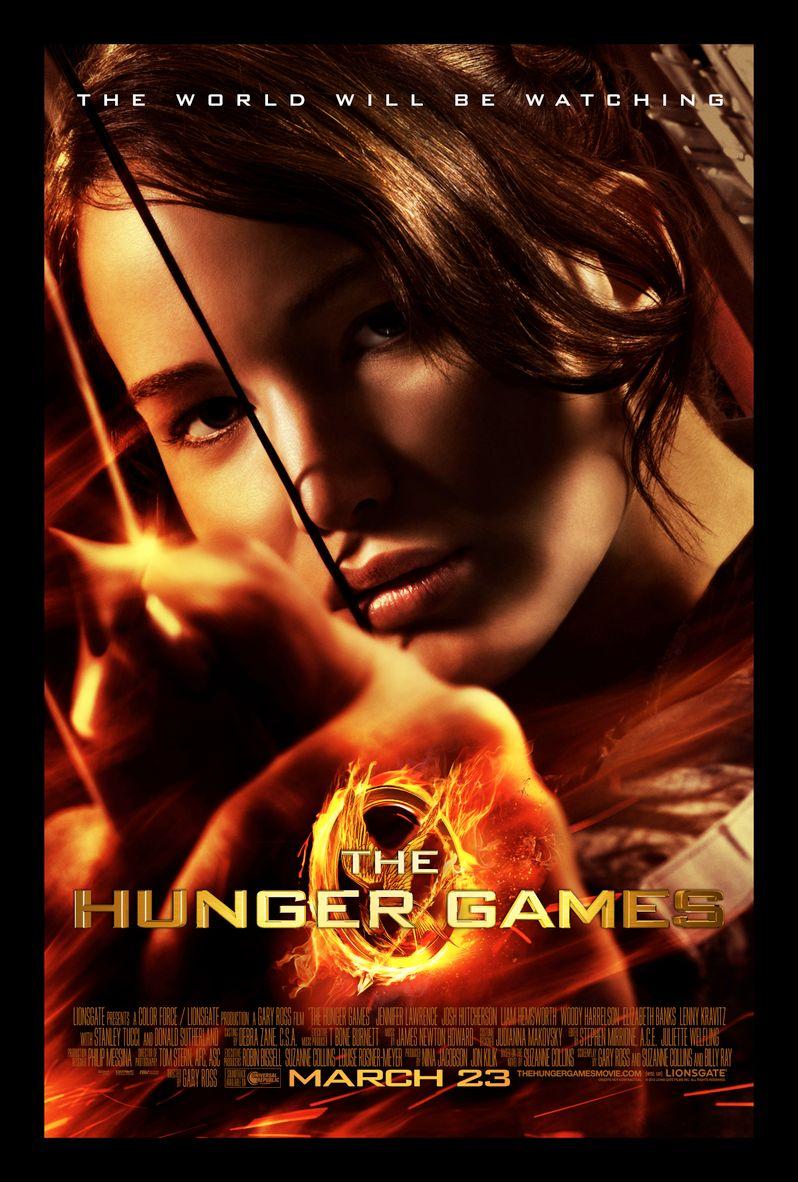 <strong><em>The Hunger Games</em></strong> Poster