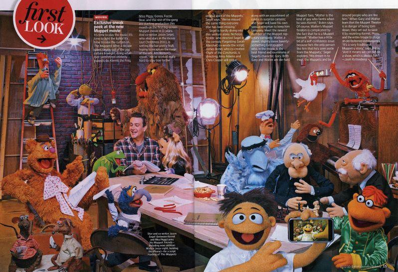 <strong><em>The Muppets</em></strong> Image #2