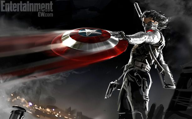 Captain America The Winter Soldier Concept Art