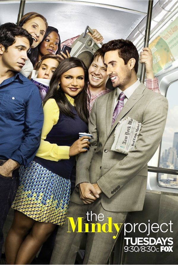 <strong><em>The Mindy Project</em></strong> Season 2 Poster