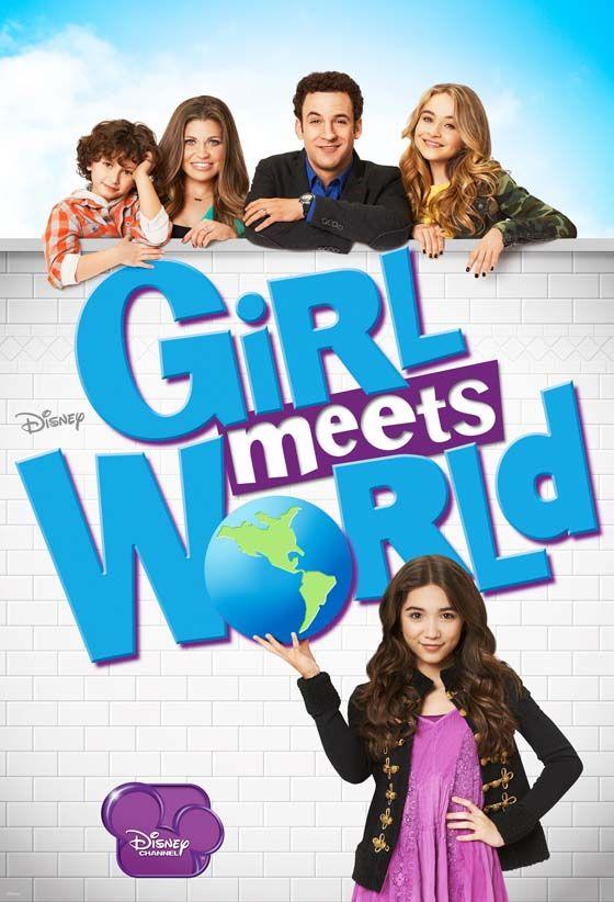 <strong><em>Girl Meets World</em></strong> Poster