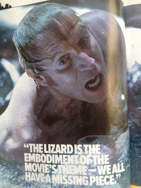 <strong><em>The Amazing Spider-Man</em></strong> Empire Magazine Photo #4