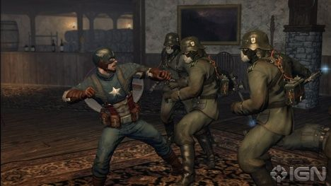 Captain America: Super Soldier Game Photo #1