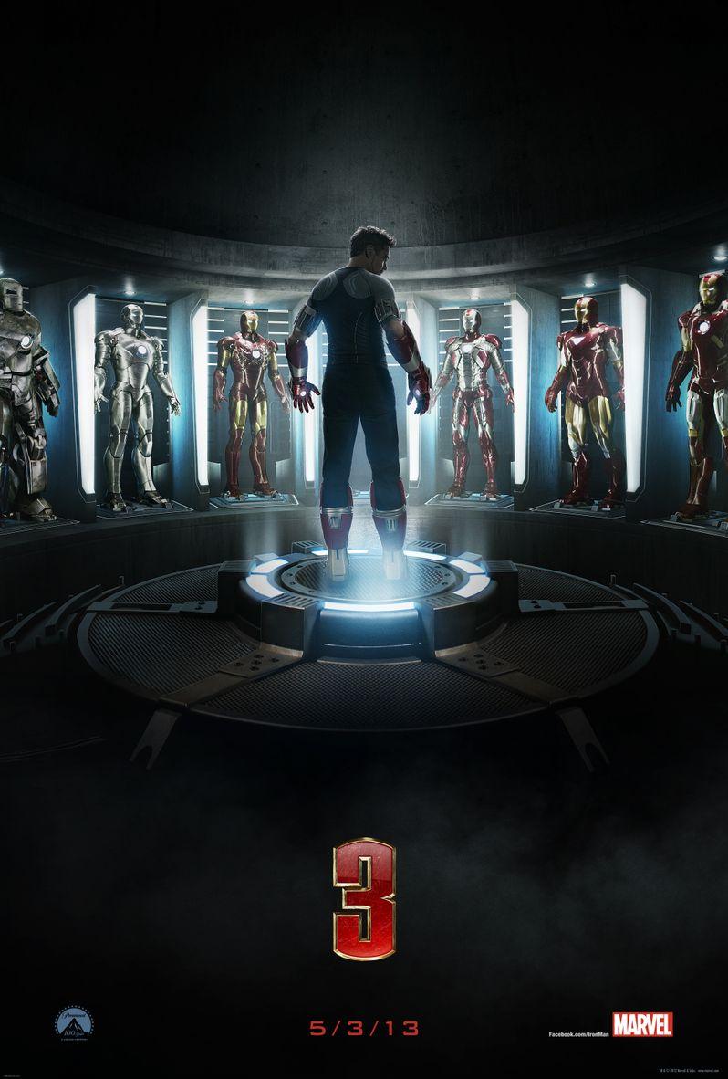 <strong><em>Iron Man 3</em></strong> Poster 2