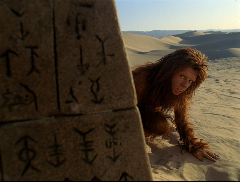 Chaka in 2009's <strong><em>Land of the Lost</em></strong>