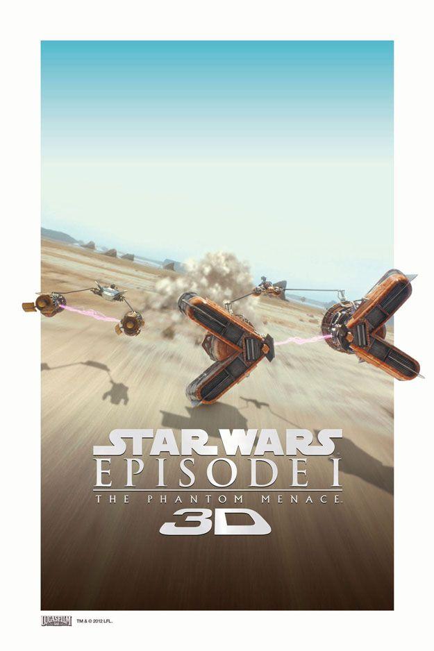 <strong><em>Star Wars: Episode I - The Phantom Menace</em></strong> Poster #3