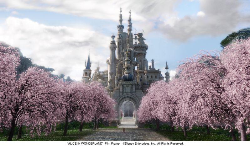 <strong><em>Alice in Wonderland</em></strong>