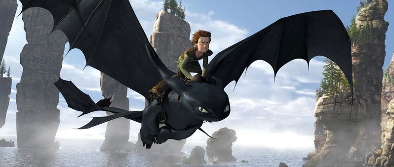 Chris Sanders and Dean DeBlois Talk <strong><em>How to Train Your Dragon</em></strong>