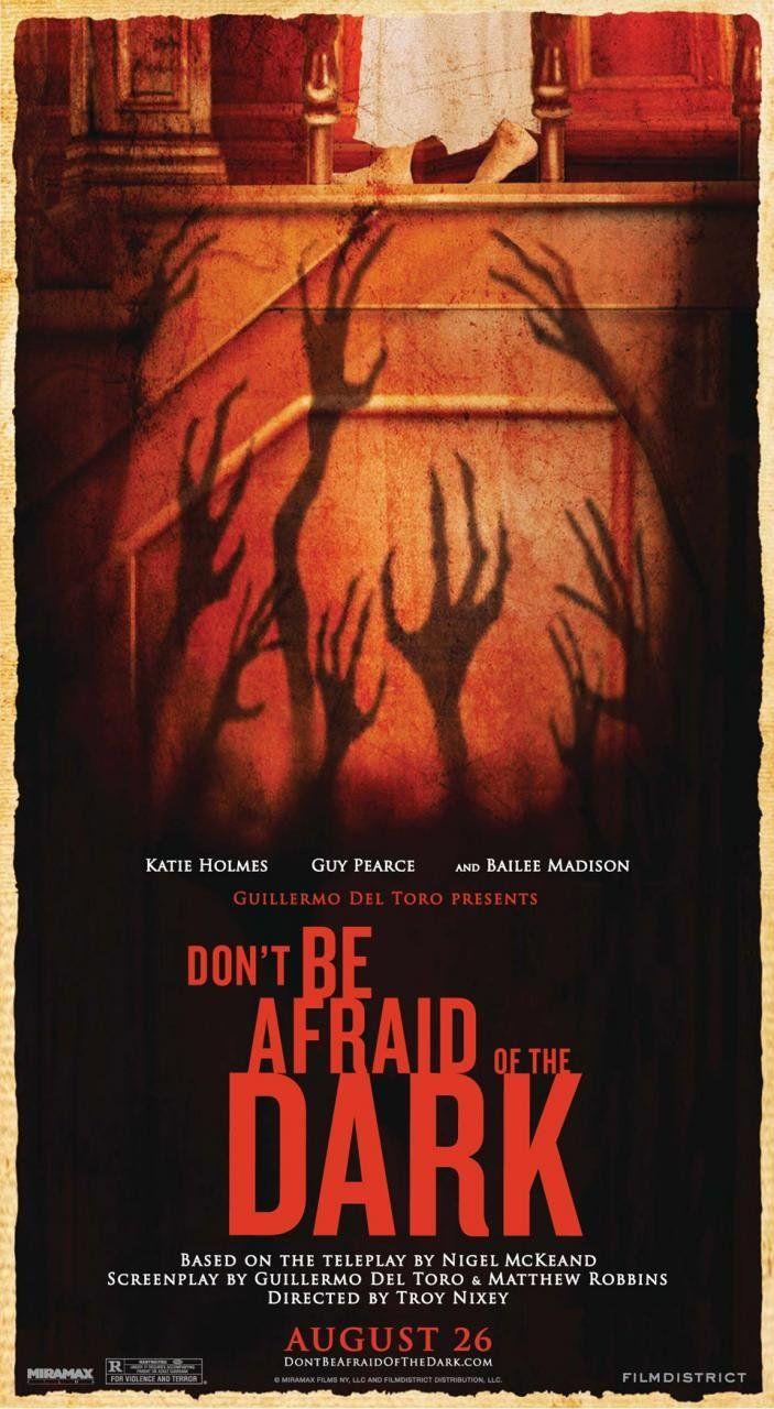 <strong><em>Don't Be Afraid of the Dark</em></strong> Poster #2