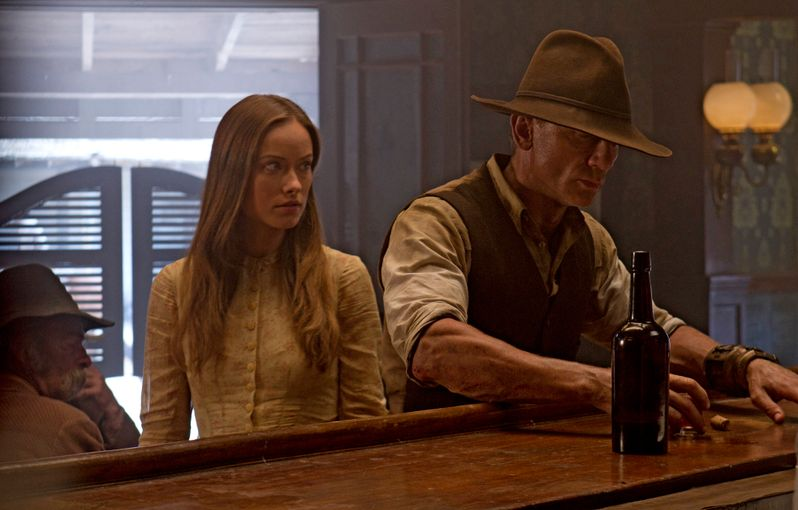 Cowboys and Aliens Photo #5