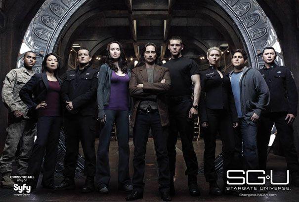 <strong><em>Stargate Universe</em></strong> Poster #2