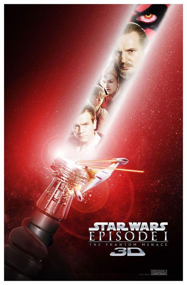 <strong><em>Star Wars: Episode I - The Phantom Menace</em></strong> Poster #1