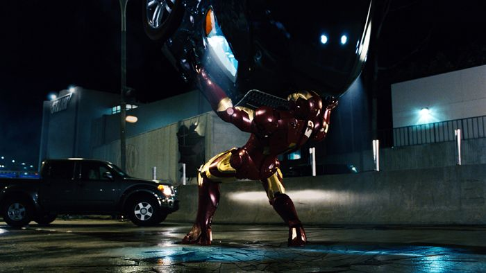 <strong><em>Iron Man</em></strong>