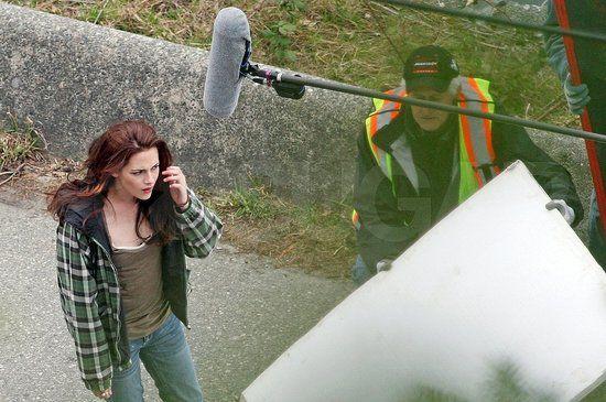 The Twilight Saga's New Moon Set Photo #2