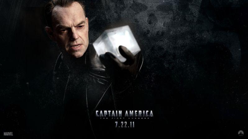 <strong><em>Captain America: The First Avenger</em></strong> Wallpaper #3