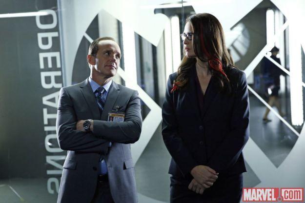 <strong><em>Marvel's Agents of S.H.I.E.L.D.</em></strong> The Hub Photo 1