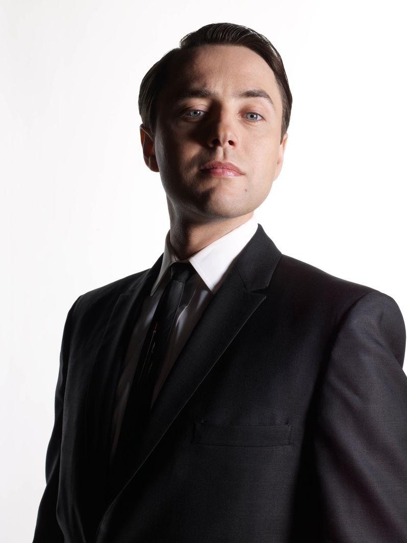 Pete Campbell (Vincent Kartheiser)