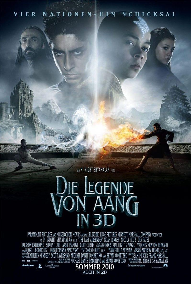 <strong><em>The Last Airbender</em></strong> International Poster #5