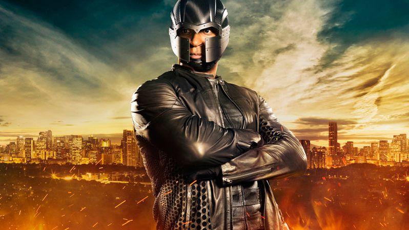 <strong><em>Arrow</em></strong> Season 4 Diggle Photo