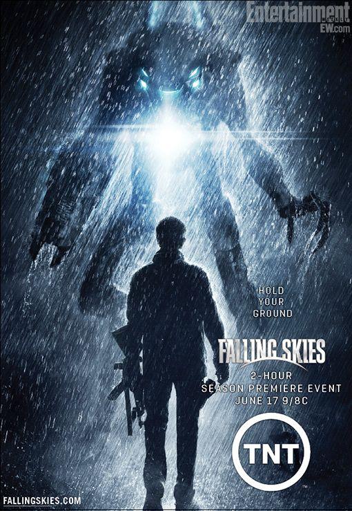<strong><em>Falling Skies</em></strong> Season 2 Promo Art #3