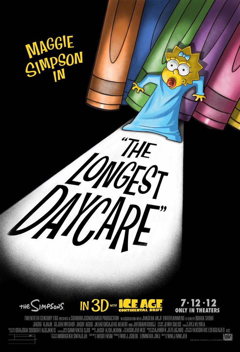 Simpsons Movie Poster