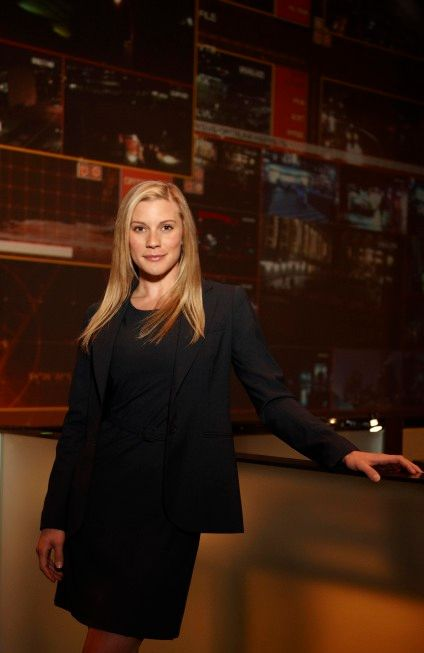 Katee Sackhoff as Dana Walsh