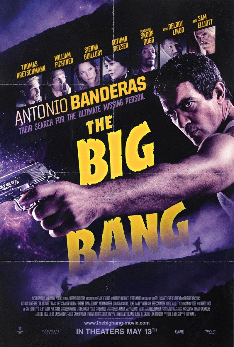 <strong><em>The Big Bang</em></strong> Posters #2