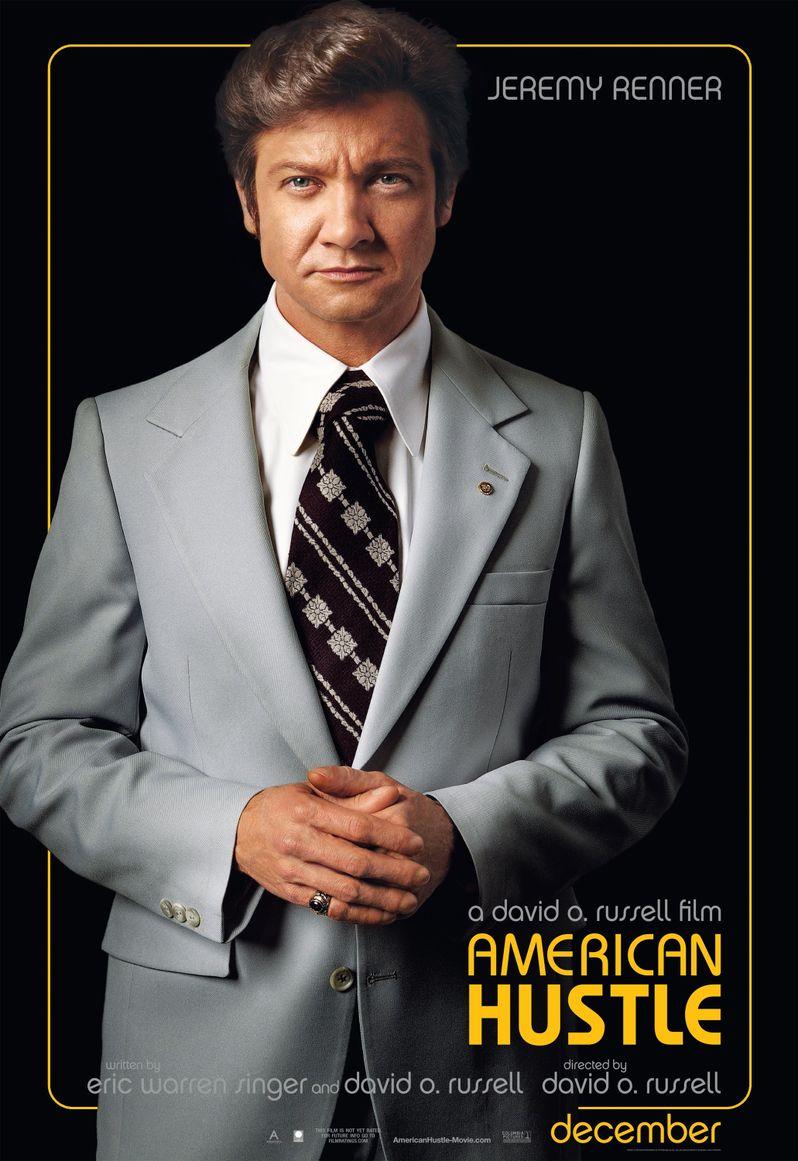 <strong><em>American Hustle</em></strong> Poster 4