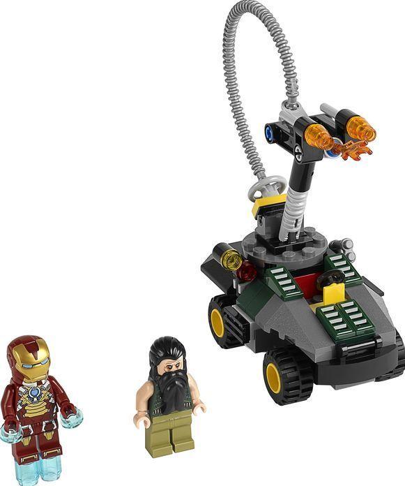 <strong><em>Iron Man 3</em></strong> LEGO Set #6