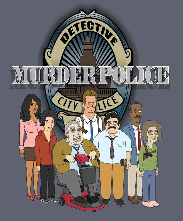 <strong><em>Murder Police</em></strong> Promo Art