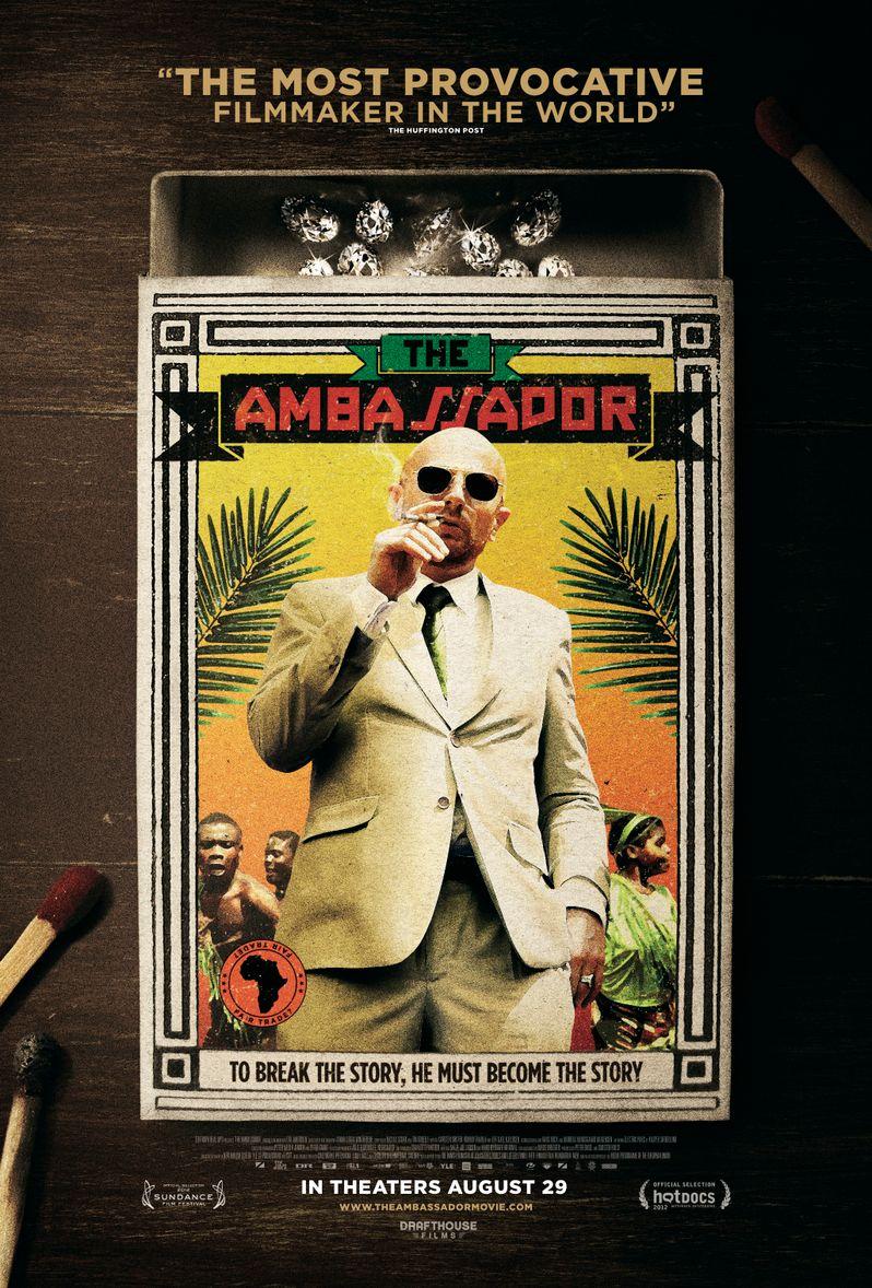 <strong><em>The Ambassador</em></strong> Poster 2
