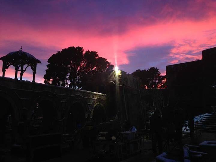 The Hobbit Martin Freeman Wraps Shooting Photo 4