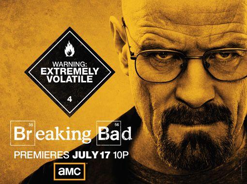 <strong><em>Breaking Bad</em></strong> Season 4 Promo