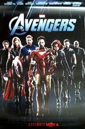 <strong><em>Marvel's The Avengers</em></strong> Scrapped Promo Art #3