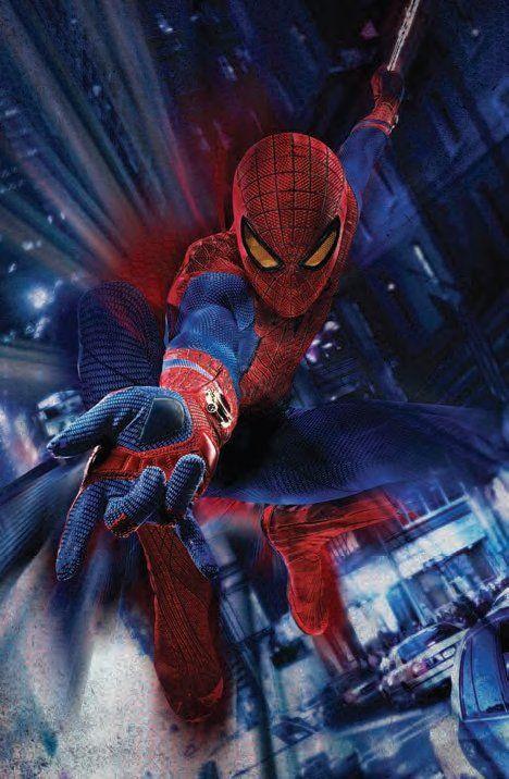 <strong><em>The Amazing Spider-Man</em></strong> Promo Art #3
