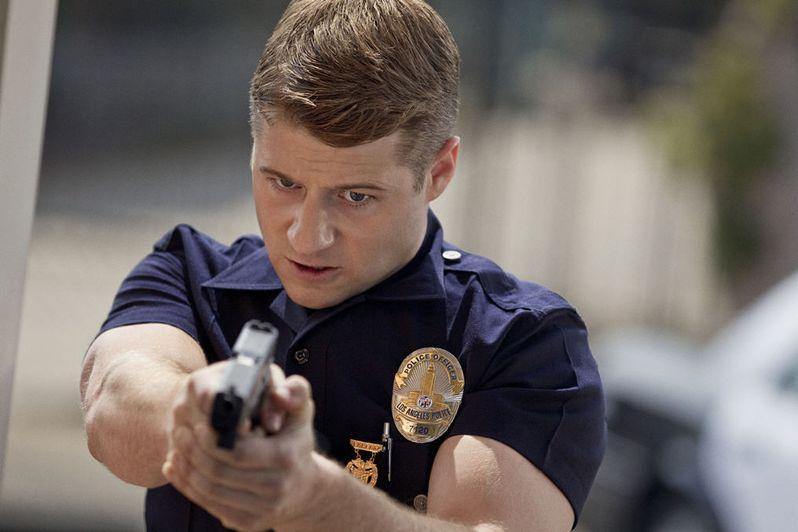 Ben McKenzie stars as Officer Ben Sherman