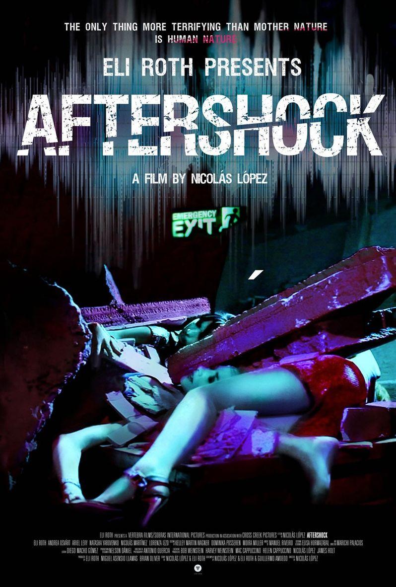 <strong><em>Aftershock</em></strong> Poster